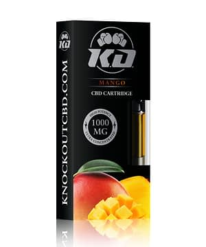 Mango CBD vape Cartridge