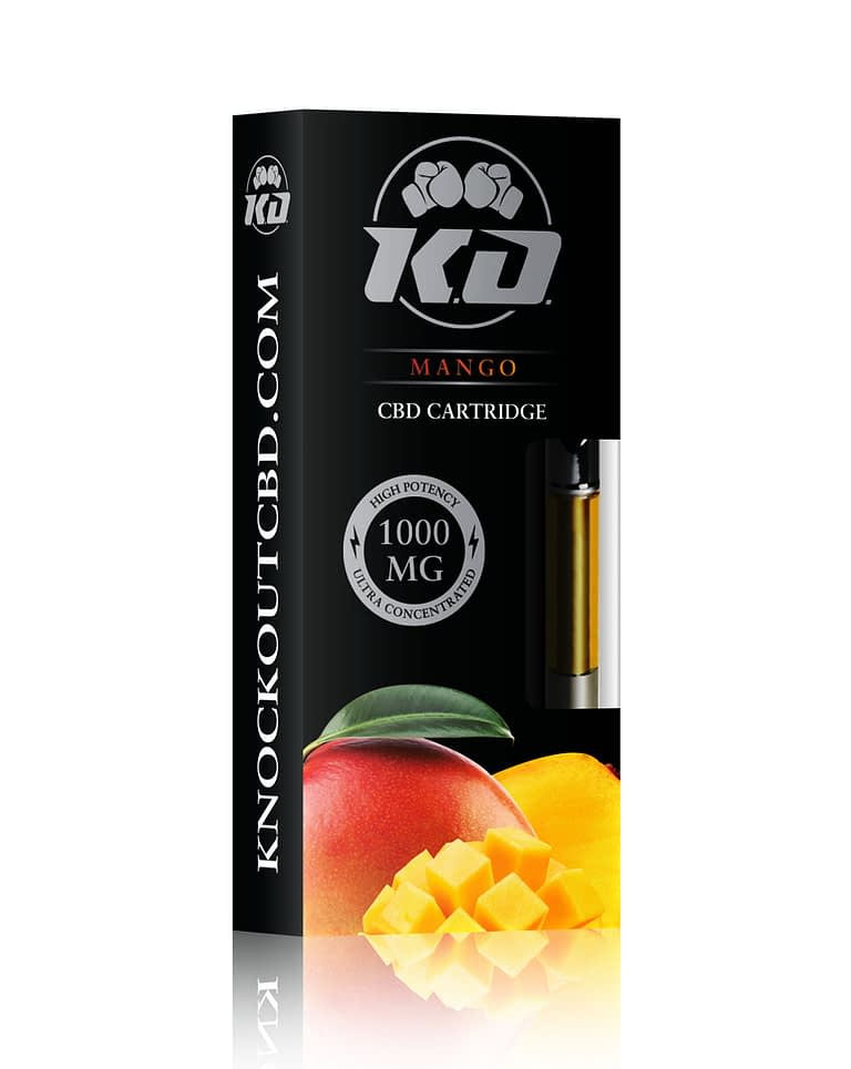Mango CBD vape Cartridge