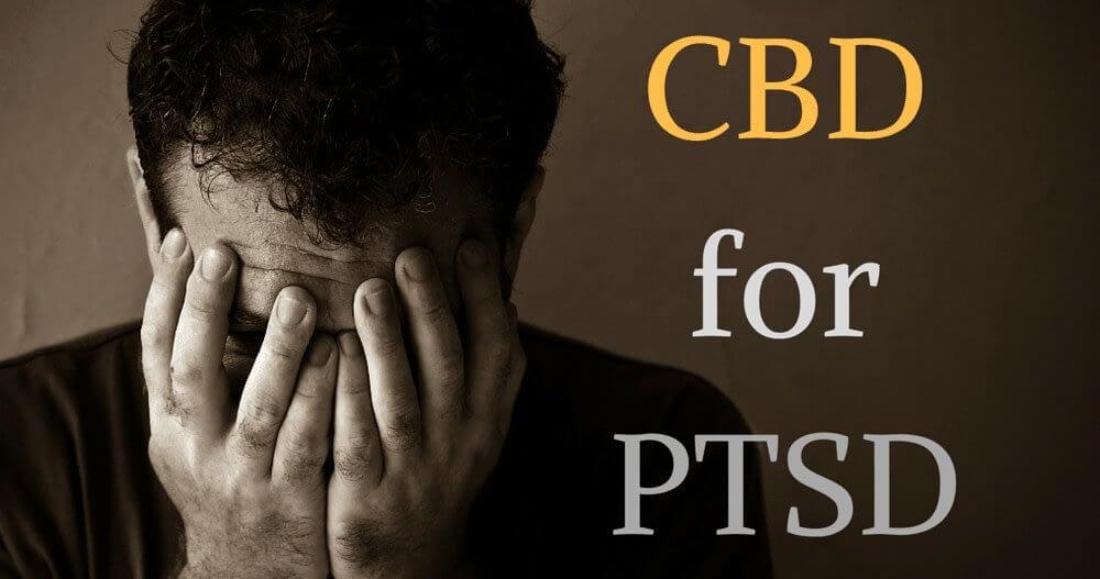 CBD Oil For Treating PTSD