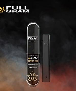 Gorilla Glue 1g - Delta 8 THC Disposable Vape Pen