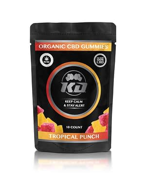 100MG Tropical CBD Gummies