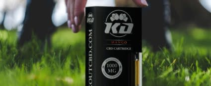 1000MG CBD Cartridge