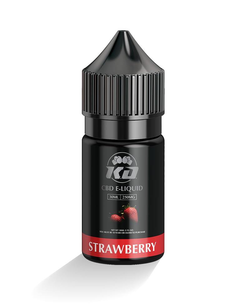 Strawberry CBD Vape Juice