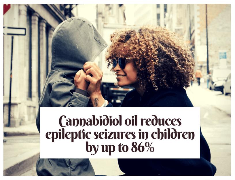 Studies reveal that CBD reduces seizures in epileptic
